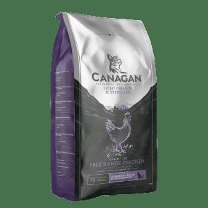 canagan light senior sterilised